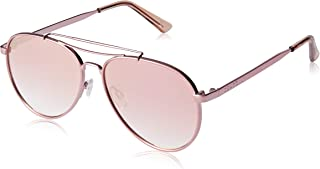 Seafolly Women's Cairns SEA1812698 Aviator Sunglasses,Candy Pink,57 mm