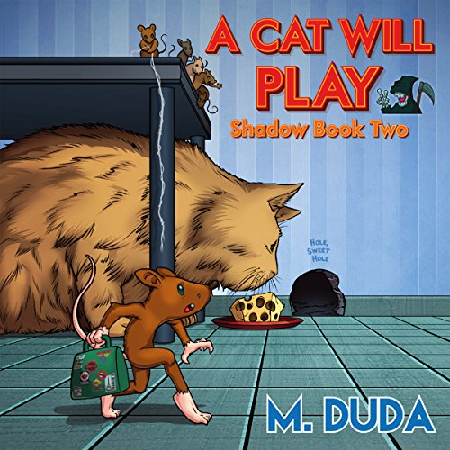 A Cat Will Play audiobook cover art