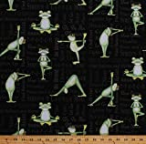 Cotton Frogs Yoga Frog Yoga Poses Stretches Stretching Exercise...