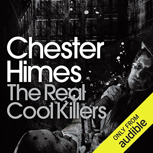 The Real Cool Killers audiobook cover art