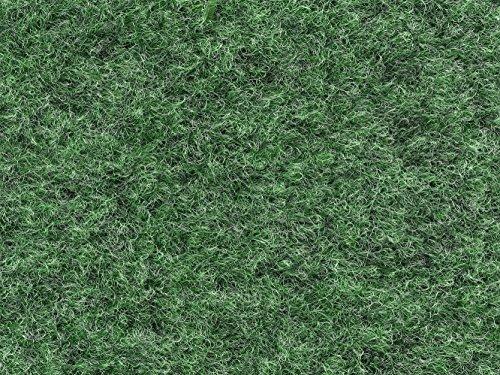 HMT 470004200 Synthetischer Kunstrasen Evergreen, 2 x 4 m, grün