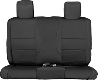 Grey Covercraft SS3328PCGY Custom-Fit Front Bench SeatSaver Seat Covers Polycotton Fabric