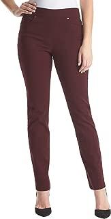 Avery Pull-on Straight Leg Jeans