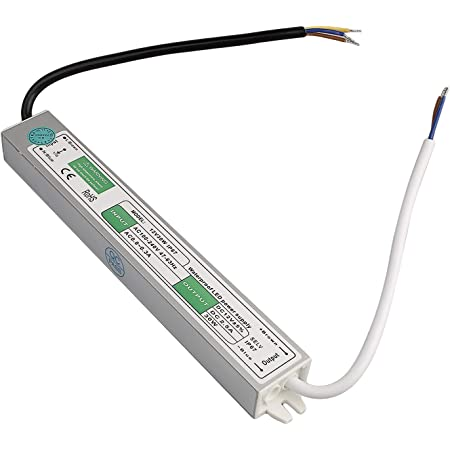 Led Transformator 30w 2 5a 230v Auf Dc 12v Trafo Netzteil Adapter Driver Für Stripe Baumarkt