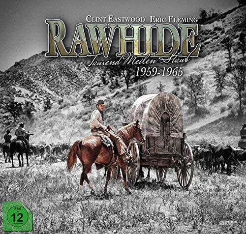 Rawhide - Tausend Meilen Staub, Gesamtbox (59 Discs + Blu-ray)