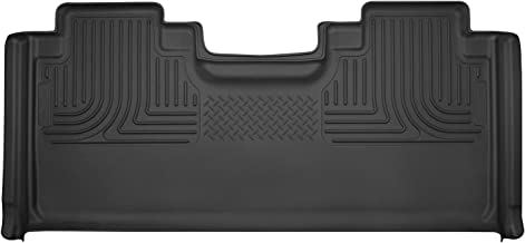 Husky Liners Fits 2015-19 Ford F-150 SuperCab, 2017-19 Ford F-250/F-350 SuperCab X-act Contour 2nd Seat Floor Mat (Full Coverage)