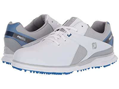 FootJoy Pro SL (White/Blue/Grey) Men