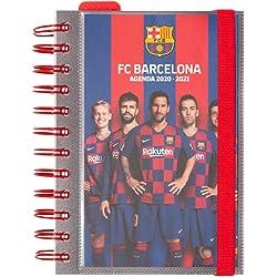 Grupo Erik ADPS2014 - Agenda escolar 2020/2021 FC Barcelona