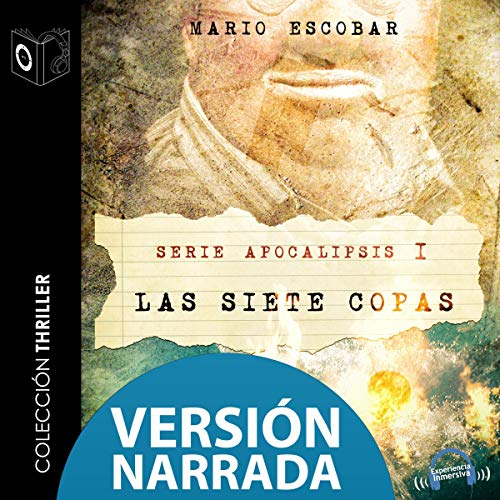 Apocalipsis I - Las siete copas - NARRADO (Spanish Edition) audiobook cover art