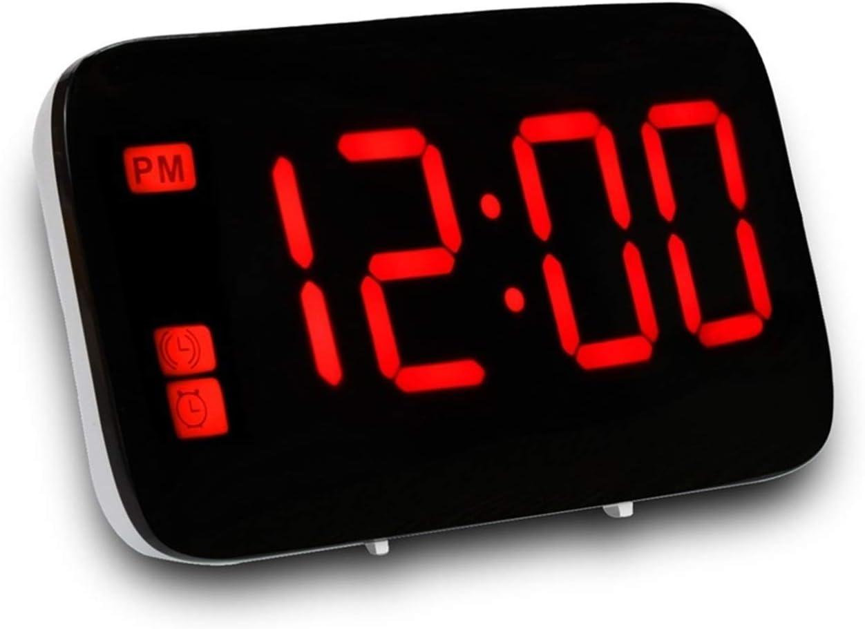 JINGYANBH Over item handling Alarm Clocks LED Clock Snooze Beds 55% OFF Digital