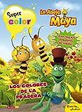 La Abeja Maya. Supercolor: Los colores de la pradera (La Abeja Maya 3D)