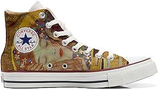 32787123 Converse Personalizados All Star Customized - Zapatos Personalizados  (Producto Artesano) besar Klim