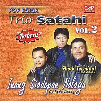 Pop Batak - Trio Satahi, Vol. 2