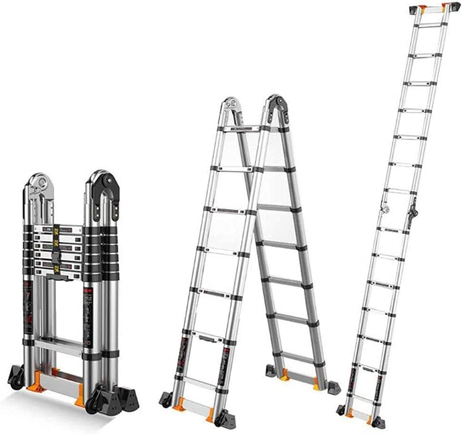 Multi-Function Aluminum Extension All items in the store Ladder Home Portable A 5 ☆ popular Outdoor