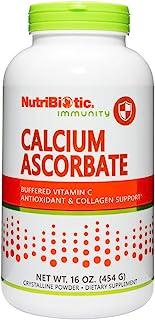 Nutribiotic Calcium Ascorbate Powder, 16 Ounce