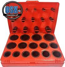 OSK Standard Square Ring Kit Buna-N 70 382pc 30 Sizes