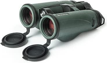 amarey Optik 10x42 EL Range Water Proof Roof Prism Binocular with 6.3 Degree Angle of View & Laser Rangefinder, USA