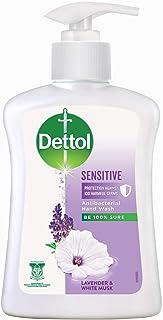 Dettol Sensitive Hand Wash, 250ml