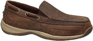 Slip-On Shoes, Steel, Mn, 13M, PR