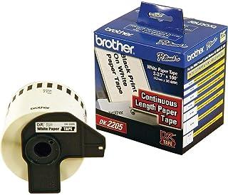 Etiqueta brother para impressora ql - dk2205