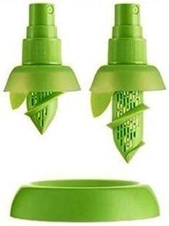 SOLDOUT™ 3 PCS Manual Juicer Orange Lemon Squeezers Lemon Orange Fruit Tool Citrus Spray Cooking Tools Kitchen Sprayer Wit...