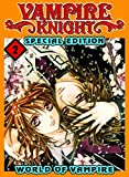 World Of Vampire: Collection 2 - Knight Manga Romance Graphic Action Fantasy Novel Comedy...