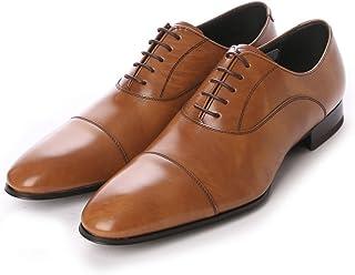 [リーガル] 011R ブラウン 茶色 メンズ用 ストレートチップ ドレス ビジネスシューズ 靴 サイズ24-27cm
