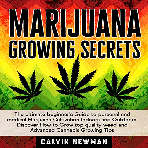 Marijuana Growing Secrets cover art