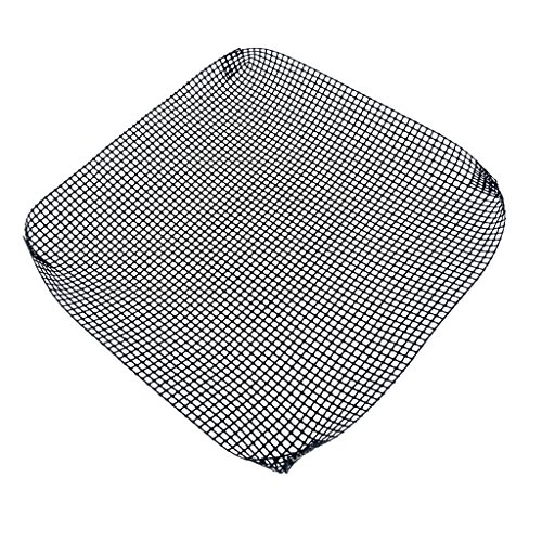 Non-stick Oven Mesh Chips Baking Tray Reusable Basket Grilling Pan Crisper, Allows hot air to circulate giving your oven chips