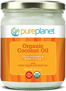 Pure Planet Tropic Oil Organic Coconut Oil - 16 fl oz