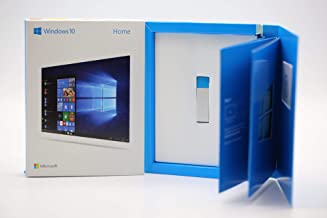 Windows 10 Home USB 64/32 bit   USB Flash Drive   English   Full Product   Condition New