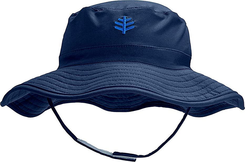 Coolibar UPF 50+ Baby Splashy Bucket Hat - Sun Protective