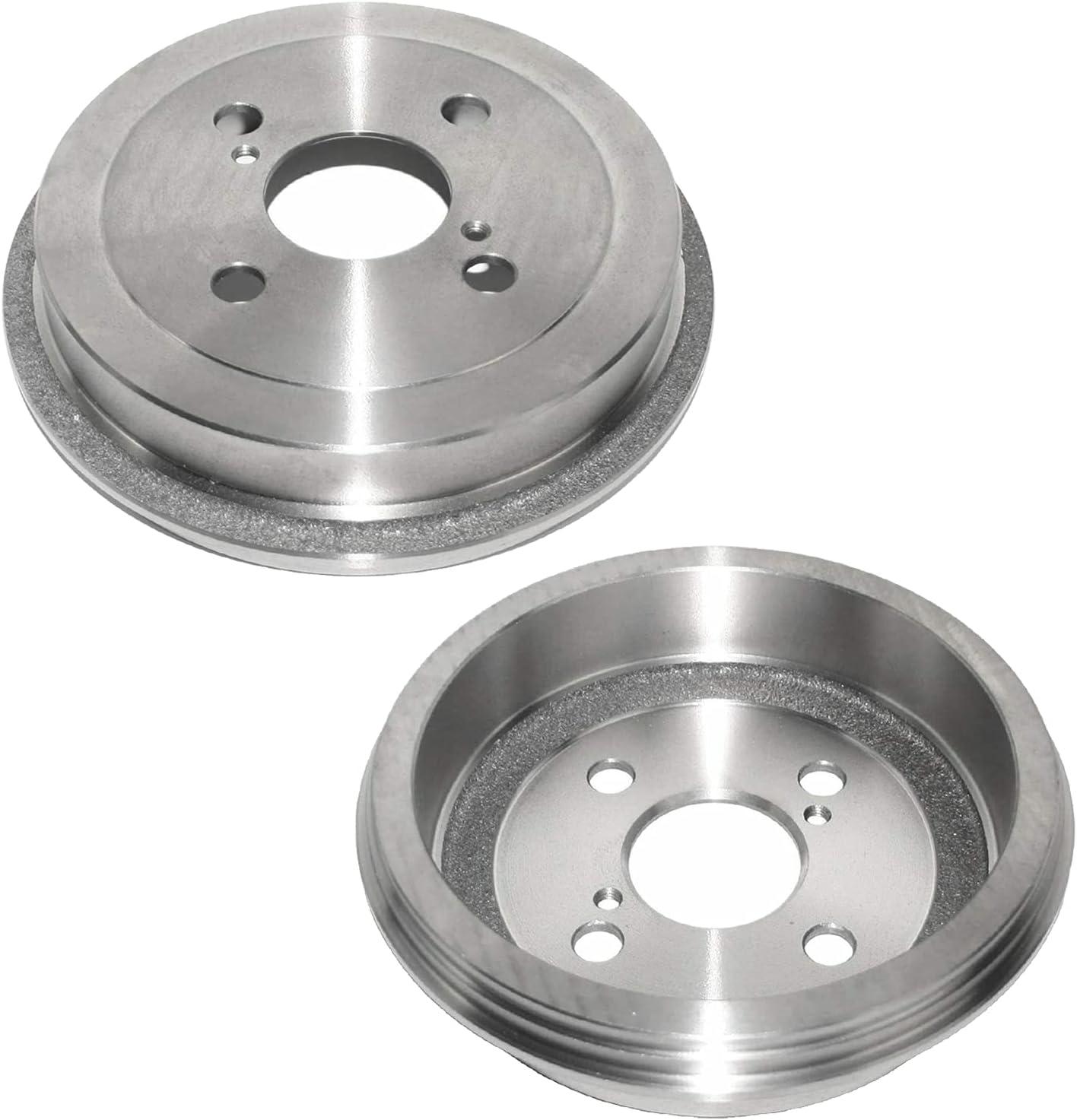 Automotive Drums 255mm Detroit Axle 10.03 Premium REAR Drum Brake ...