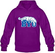 BYU Cougars VAVD Men's 100% Cotton Hoodies