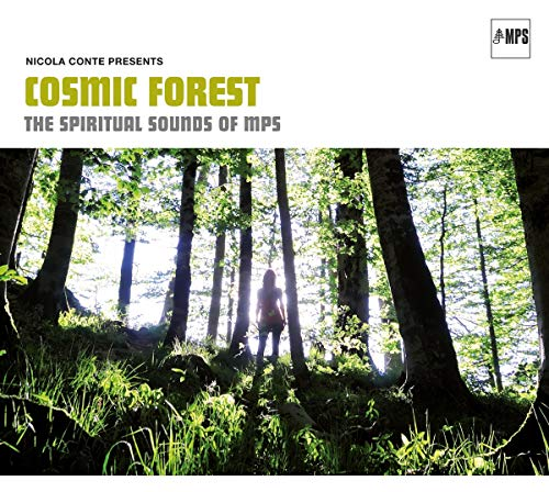 Nicola Conte Presents Cosmic Forest The Spiritual Sounds Of Mps (Digipack)
