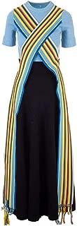 LOEWE Luxury Fashion Womens D3196430SM5148 Multicolor Dress | Spring Summer 19
