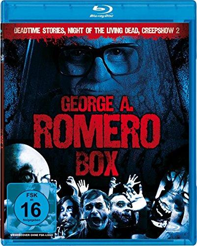 George A. Romero Box [Alemania] [Blu-ray]