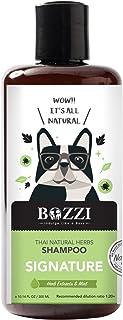 BOZZI 100%天然オーガニック ドッグシャンプー 犬用シャンプー 300ml
