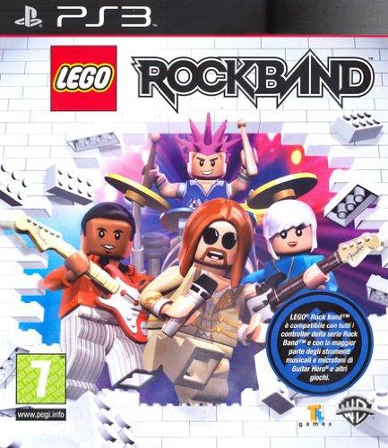 Lego Rock Band [Importación italiana]