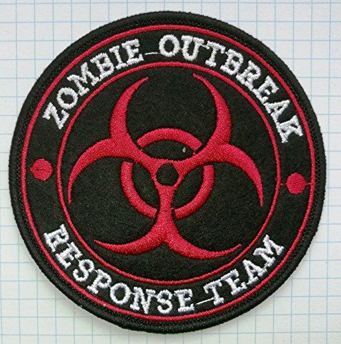 Zombie Hunter equipo respuesta brote riesgo biológico