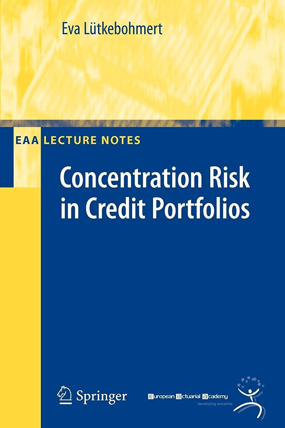 拡声器シャンパンレタッチConcentration Risk in Credit Portfolios (EAA Series)