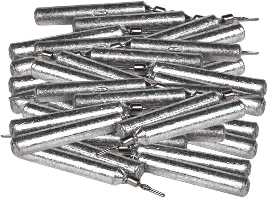 Fishing Equipment 50 Pack trust Drop-Shot Sinkers Max 52% OFF Rotating Rig Weight
