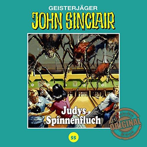 Judys Spinnenfluch (John Sinclair - Tonstudio Braun Klassiker 55) Titelbild