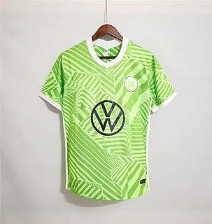 Wolfsburg Trikot 2021-2022 Green Color