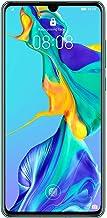 هاتف هواوي بي 30 الذكي، بسعة ذاكرة 128 جيجا مقاس6.1 انش شاشة بتقنية اوليد مع كاميرا لايكا الثلاثية 6 جيجا، ورام 6 جيجا، اموى 9.1.0 بنظام اندرويد بدون شريحة اتصال، لون اسود 6.1 51093QSG