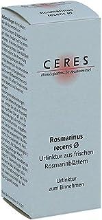 CERES Rosmarinus recens Urtinktur 20 ml