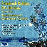 Kuhlau: Everhoj-Suite / Klavierkonzert op.7 / Concertino für 2 Hörner op. 45 - Michael Ponti (Klavier)