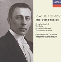 Rachmaninov Symphonies Nos.1 3 Bells Sym Dances