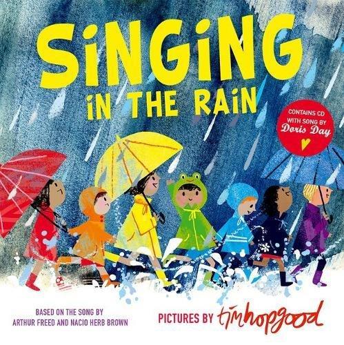 Singing in the Rain. Book & CD