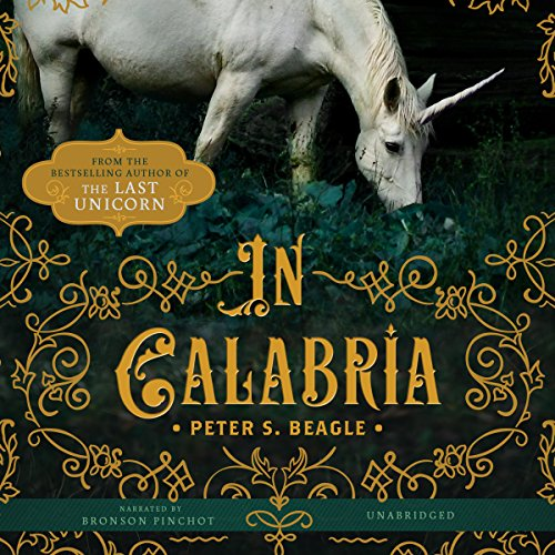In Calabria audiobook cover art